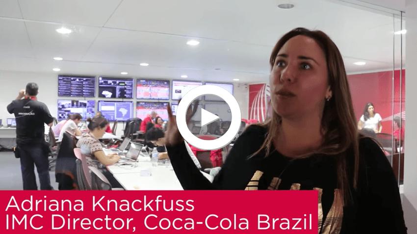 Conheça o Social Media Newsroom da Coca-Cola para o Rio2016