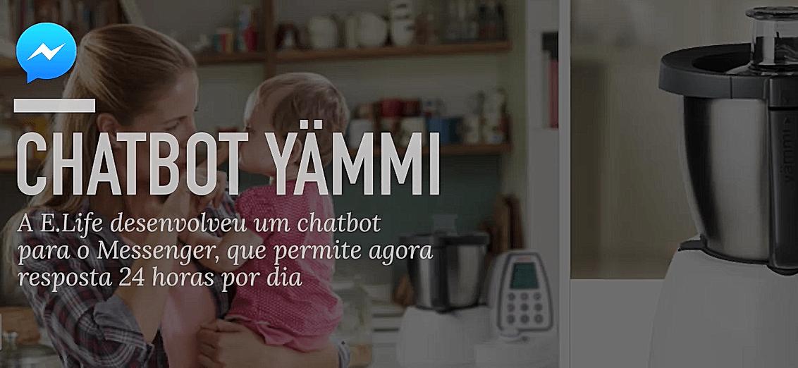 chatbot yammi