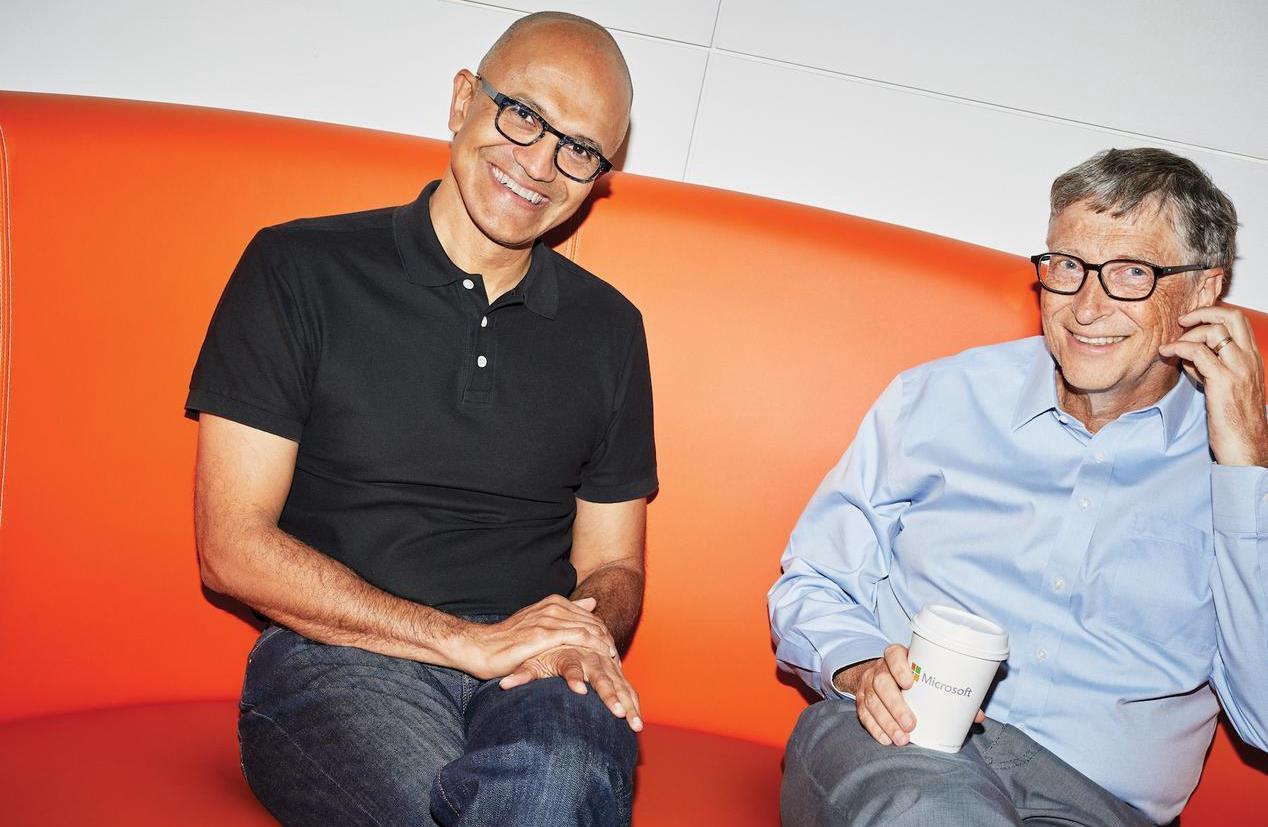Grandes líderes digitales: Satya Nadella, CEO de Microsoft - Elife España