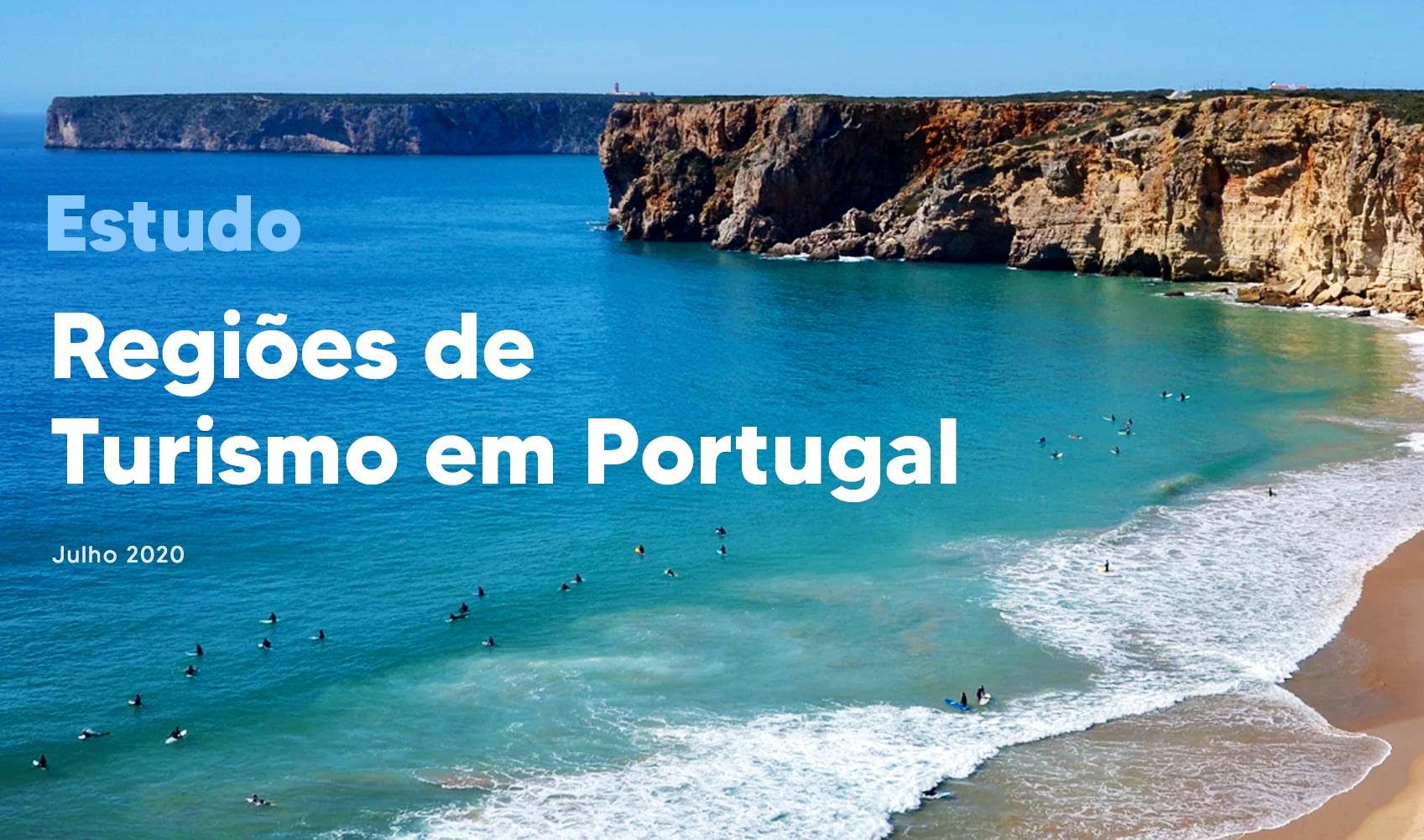 Regiões de Turismo em Portugal